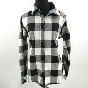 NEW Orvis Fleece Lined Shirt Jacket